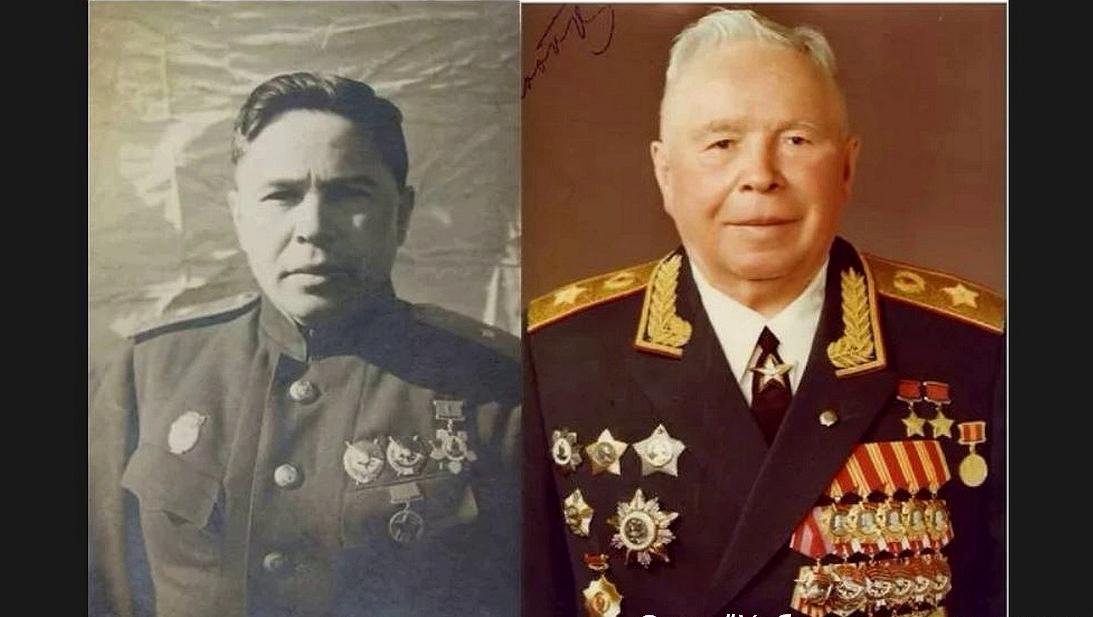 Генерал А.П.Белобородов в военные и послевоенные годы